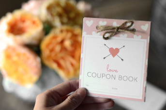 coupon book